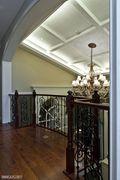 20万以上140平米复式地中海风格楼梯装修效果图