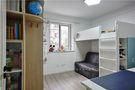 60平米北欧风格储藏室装修案例
