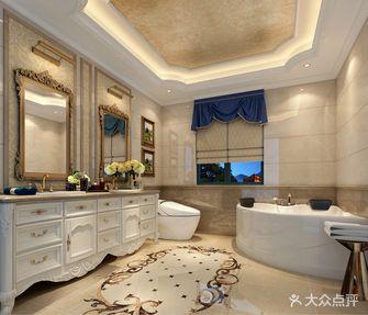 经济型60平米一居室美式风格卫生间装修案例