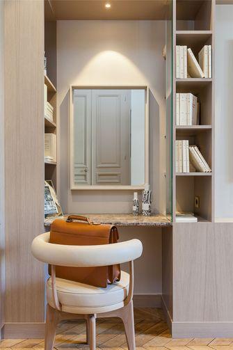 130平米四室两厅美式风格梳妆台设计图