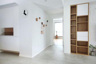 140平米三室两厅北欧风格衣帽间设计图