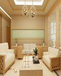 120平米三室两厅日式风格餐厅沙发图片大全