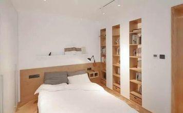 50平米一室一厅日式风格卧室装修效果图