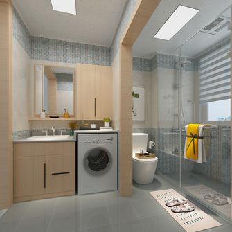 120平米三室一厅欧式风格卫生间效果图