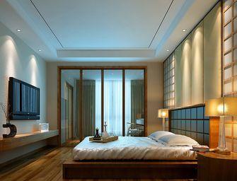 140平米四东南亚风格卧室效果图