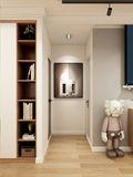 50平米一室一厅混搭风格走廊装修图片大全