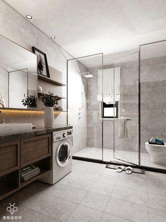 140平米别墅中式风格卫生间装修图片大全