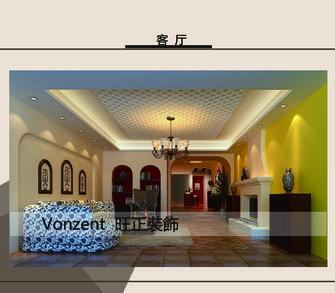 经济型90平米三室五厅欧式风格餐厅装修案例