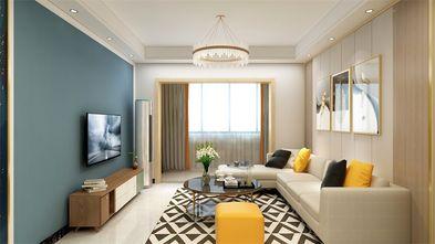 60平米公寓其他风格客厅装修案例