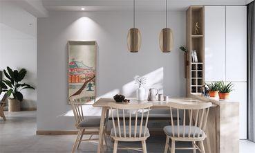 80平米公寓日式风格厨房装修效果图