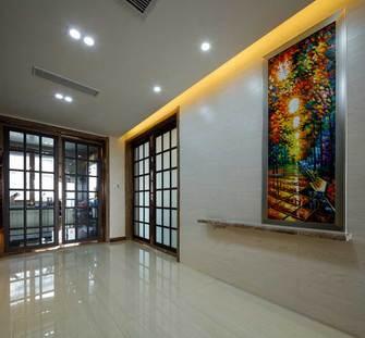 140平米四室两厅英伦风格玄关装修图片大全