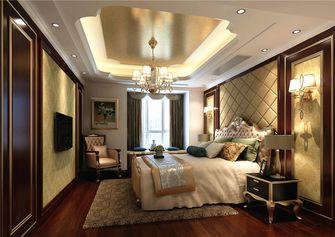 140平米三室三厅其他风格卧室效果图