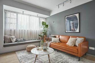 90平米欧式风格客厅图片大全
