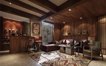 140平米别墅东南亚风格阳光房装修效果图