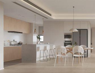 100平米北欧风格厨房欣赏图