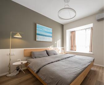 120平米四北欧风格卧室装修效果图