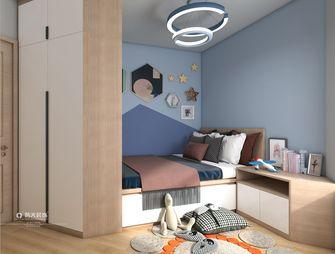 120平米三室两厅日式风格卧室效果图