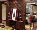 110平米三室一厅东南亚风格其他区域图