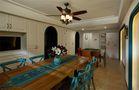 140平米别墅中式风格储藏室装修效果图