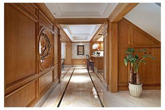 140平米复式欧式风格走廊图