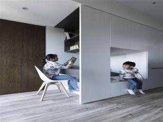 130平米四室一厅英伦风格餐厅装修效果图