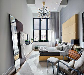 100平米现代简约风格客厅装修效果图