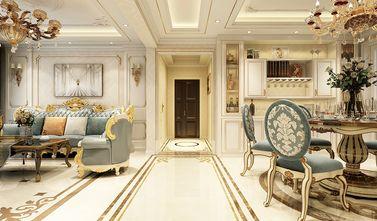 140平米三室两厅欧式风格玄关图片大全