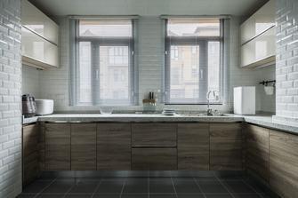 10-15万120平米三室两厅混搭风格厨房图片大全