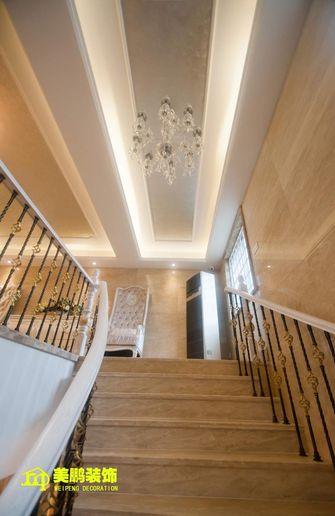 20万以上140平米别墅欧式风格楼梯装修案例