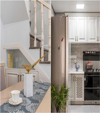 100平米三室两厅美式风格厨房装修效果图