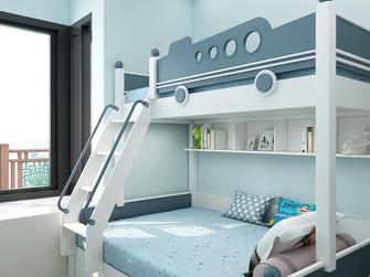 120平米三中式风格儿童房装修效果图