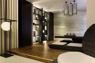 110平米复式中式风格储藏室图片