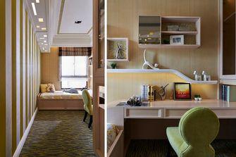 120平米三室两厅新古典风格儿童房欣赏图