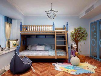 140平米四新古典风格儿童房设计图