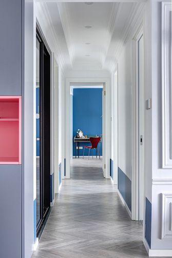 110平米四室两厅法式风格走廊图片大全