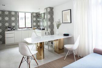70平米一居室北欧风格厨房图