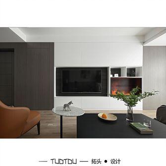 20万以上110平米三现代简约风格客厅效果图