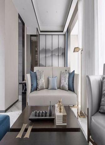 120平米四室一厅中式风格客厅效果图