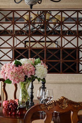 豪华型140平米四室两厅美式风格楼梯装修效果图
