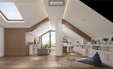140平米别墅法式风格阁楼装修效果图