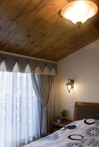 120平米三地中海风格卧室效果图