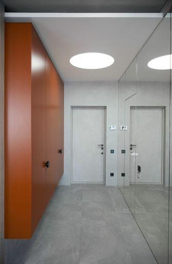 50平米小户型现代简约风格玄关装修案例