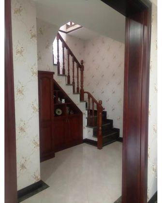 100平米三室两厅中式风格阁楼装修案例