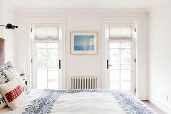 90平米一室两厅现代简约风格卧室图片大全