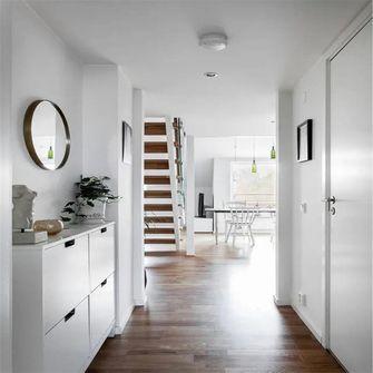 70平米别墅现代简约风格走廊装修图片大全