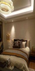 100平米三室一厅混搭风格卧室装修图片大全