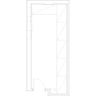 20万以上140平米别墅中式风格储藏室装修效果图