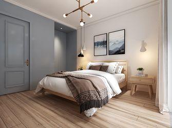 140平米混搭风格卧室设计图