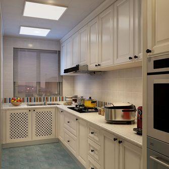 110平米三室一厅地中海风格厨房图
