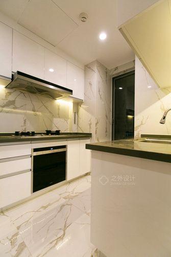 90平米一室两厅美式风格厨房设计图